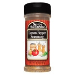 Spice Supreme Lemon & Pepper Seasoning