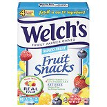 Welch's Fruit Snacks Mixed