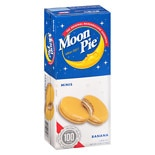 Moon Pie Snack Cakes Banana