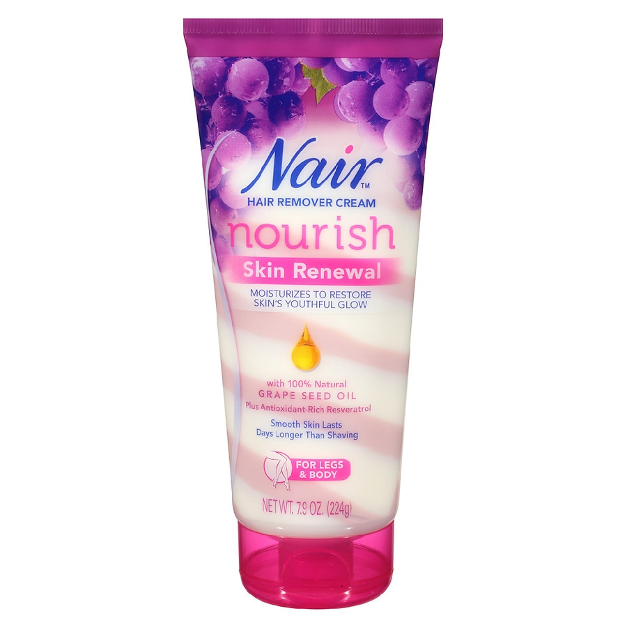 Nair Nourish Renewing Swirls Body Cream Walgreens