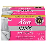 Nair Wax Bikini Stripless Pro Kit
