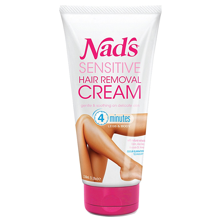 Nad S Sensitive Skin Hair Removal Cream Walgreens