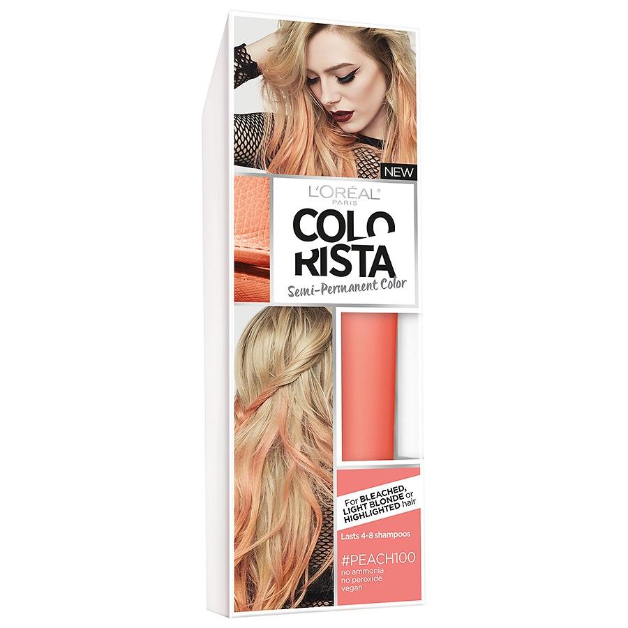 Semi Permanent Hair Color No Ammonia Peroxide Image Of Hair Salon