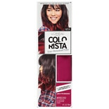 L'Oreal Paris Colorista Semi-Permanent Hair Color For Brunettes Red