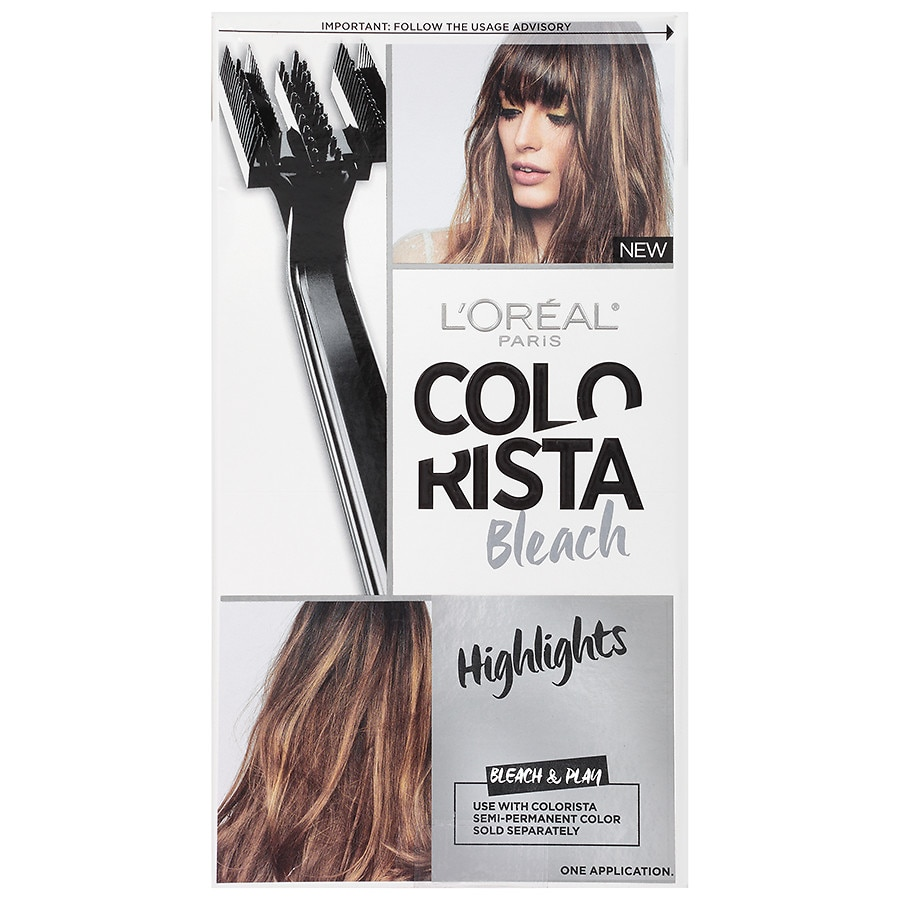 colorista hair highlights bleach walgreens. Black Bedroom Furniture Sets. Home Design Ideas