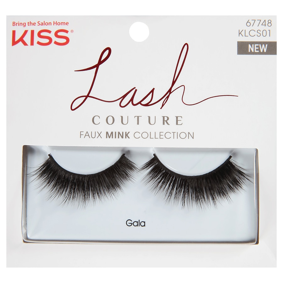 a1042d0b4df Kiss Lash Couture, 01 | Walgreens