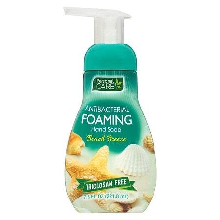 Personal Care Foaming Hand Soap Beach Breeze - 8 fl oz