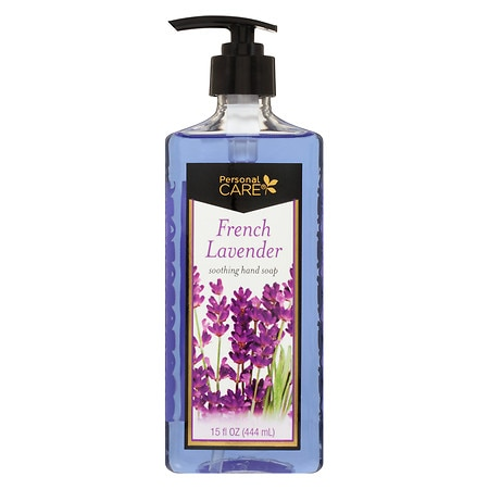 Personal Care Hand Soap French Lavender - 15 fl oz