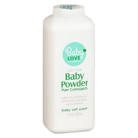 Baby Love Cornstarch Powder Baby Soft - 10 oz.