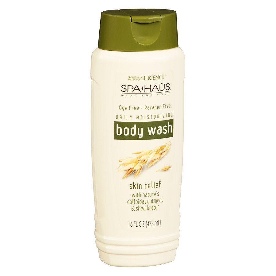 Spa Haus Daily Moisturizing Body Wash | Walgreens