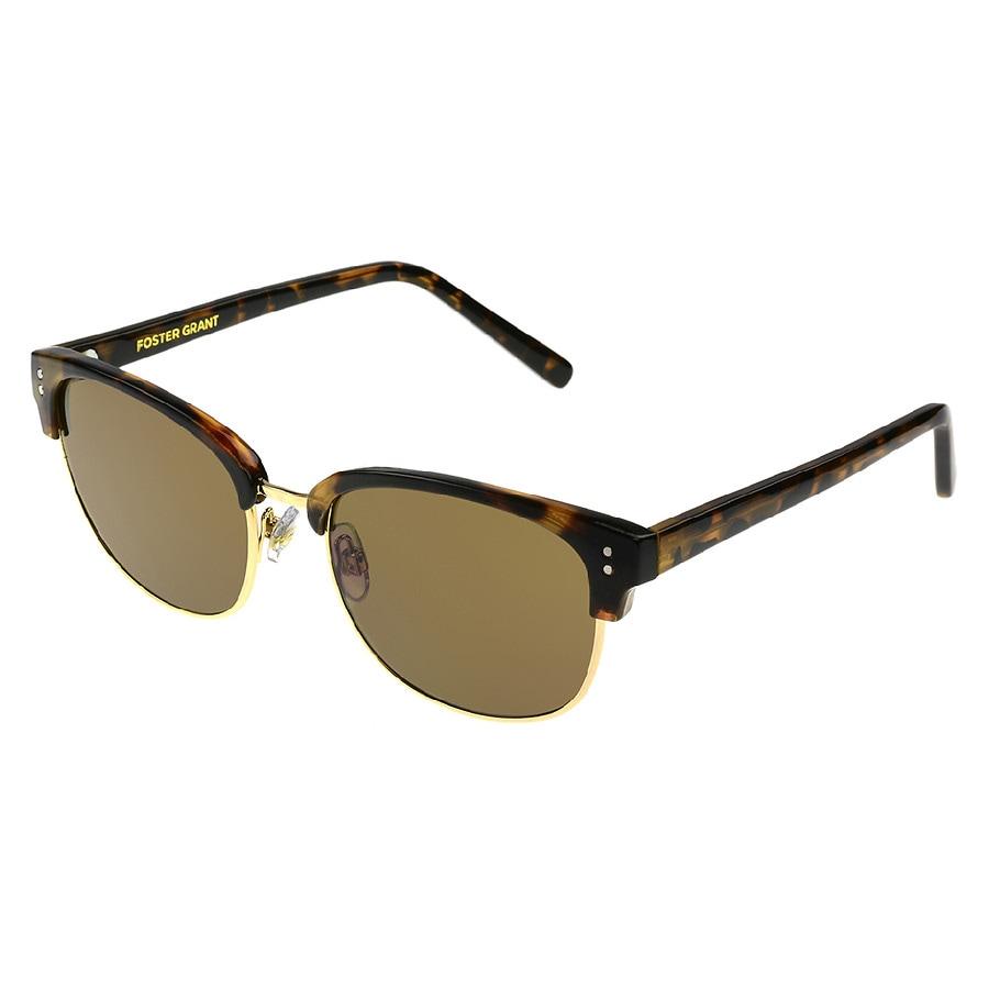 1c2283e783 Foster Grant Fashion Sunglasses Delaney Tortoise