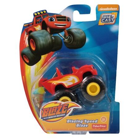 Fisher-Price Blaze & The Monster Machines Vehicle Assortment - 1 ea