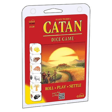 Catan Dice Game - 1 ea
