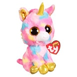 e4fa399e0df Ty Beanie Boos Fantasia Unicorn Plush Toy