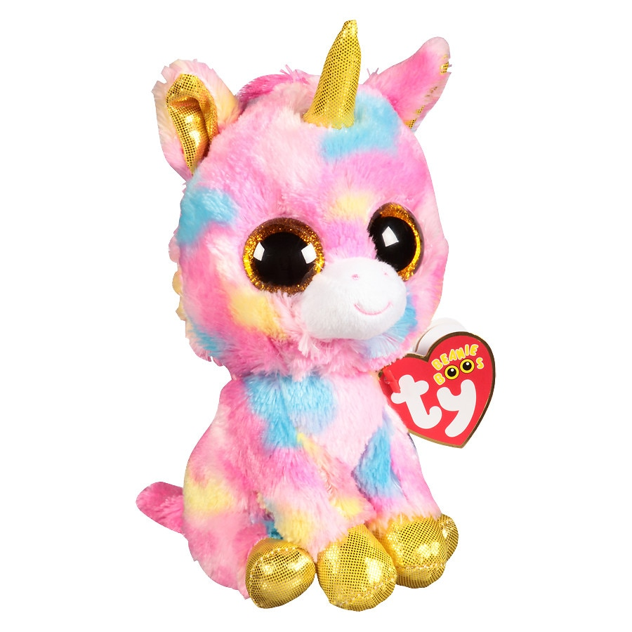 Ty Beanie Boos Fantasia Unicorn Plush Toy1.0 ea c4686fe186c