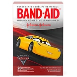 Band-Aid - Children's Bandages Cars