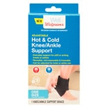 Walgreens Hot/ Cold Knee/ Ankle Support One Size