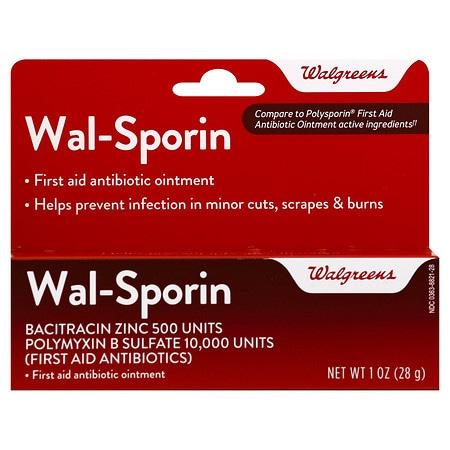 Walgreens Antibiotic Ointment - 1 oz.