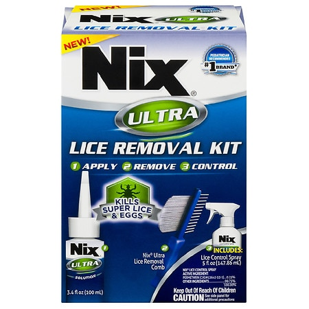 Nix Ultra Lice Removal Kit - 1 ea