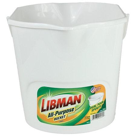 Libman All-Purpose Bucket - 1 ea