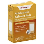 Walgreens Antibiotic Adhesive Pads