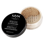 NYX Professional Makeup Mineral Finishing Powder Med/ Drk