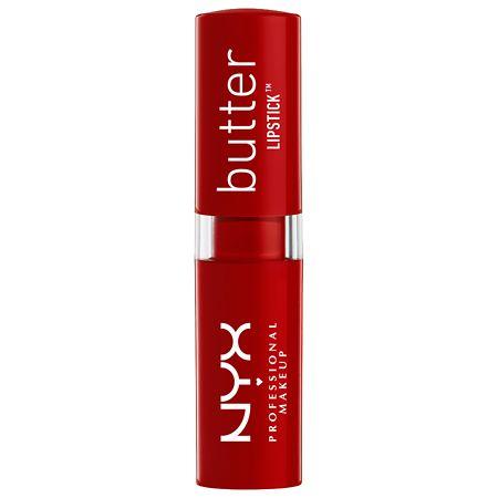 NYX Professional Makeup Butter Lipstick - 0.1 oz.
