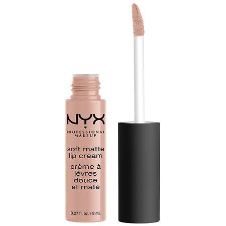 NYX Professional Makeup Soft Matte Lip Cream - 0.23 oz.