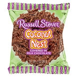Russell Stover Milk Chocolate Coconut Nest
