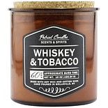 Patriot Candles Spirit Candle Whiskey & Tobacco