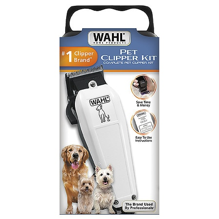 Wahl Pet Clipper Kit for Touch Ups - 1 ea