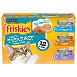 Friskies Tasty Treasures Cat Food Variety Pack