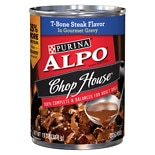 Alpo Chop House Dog Food T-Bone Steak