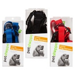 Petshoppe Adjustable Harness Medium Assorted
