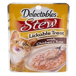 Hartz Delectables Stew Cat Treats Chicken And Tuna