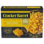Cracker Barrel Macaroni & Cheese Sharp Cheddar