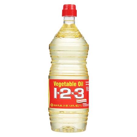 123 Sunflower Mexican Oil - 34 fl oz