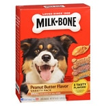Milk-Bone Dog Treats Variety Pack Small Peanut Butter