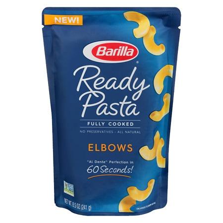 Barilla Ready Pasta Elbows - 8.5 oz.