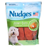 Nudges Chicken Jerky