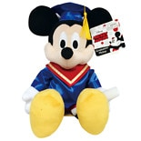 Disney Graduation Disney Mickey Plush