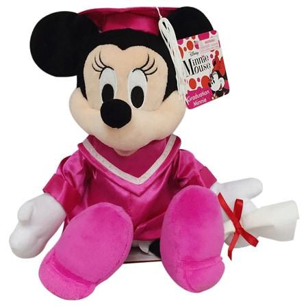 Disney Graduation Disney Minnie Plush - 1 ea