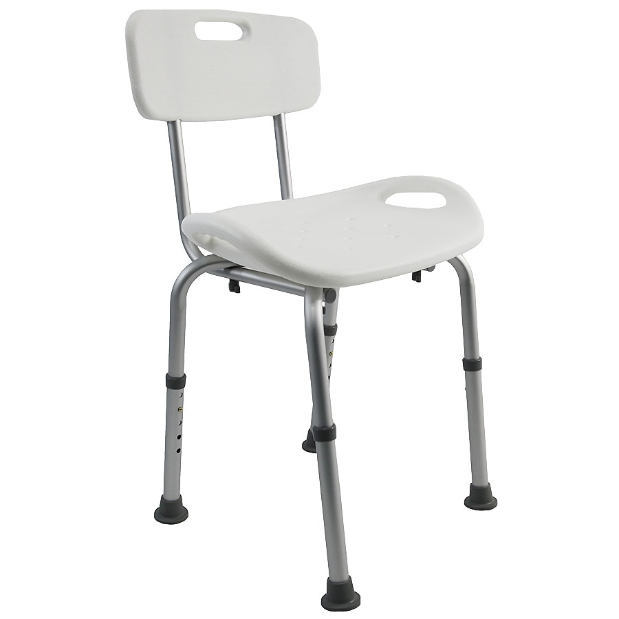 Karman Shower Chair with Back 18\