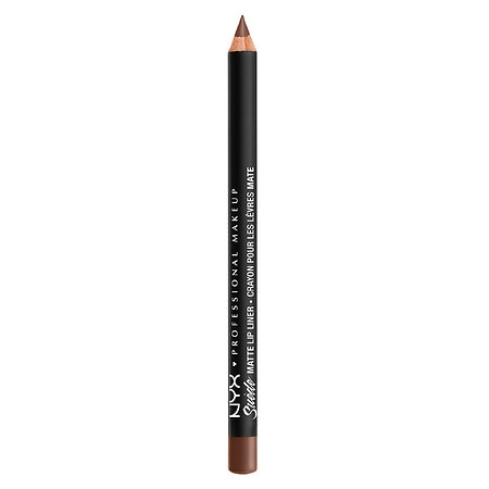 NYX Professional Makeup Suede Matte Lip Liner - 0.04 oz.