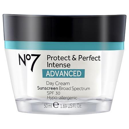 No7 Protect & Perfect Day Cream SPF 30 - 1.69 fl oz