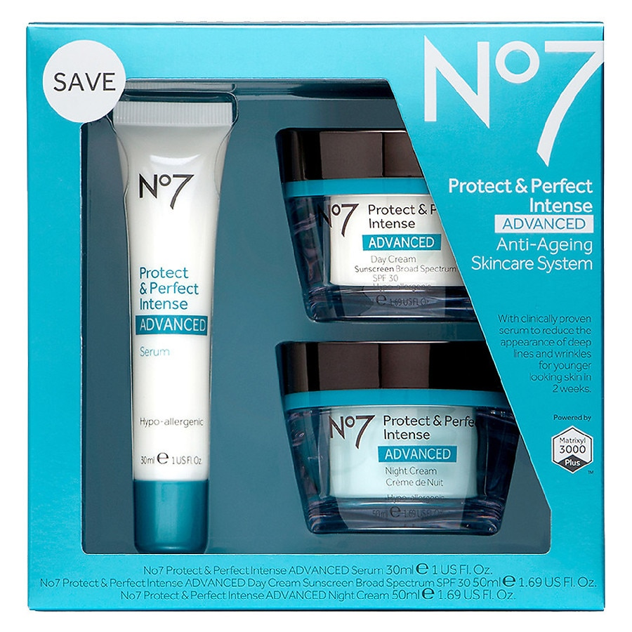 No 7 skin products