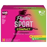 Playtex Compact Tampons Multipack