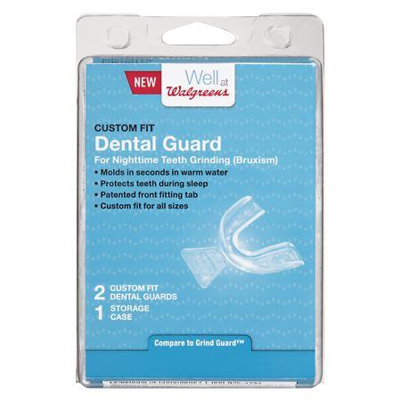 Walgreens Upper Mouth Guards - 2 ea