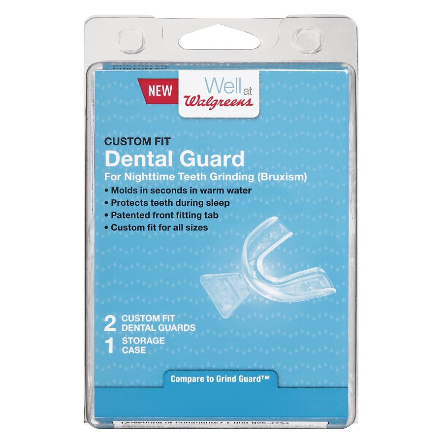 Mouth Guard For Grinding Teeth Walgreens Teethwalls