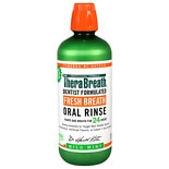 TheraBreath Oral Rinse Mild Mint
